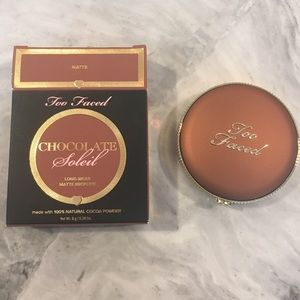 ✨BRAND NEW✨ TOO FACES CHOCOLATE SOLEIL BRONZER